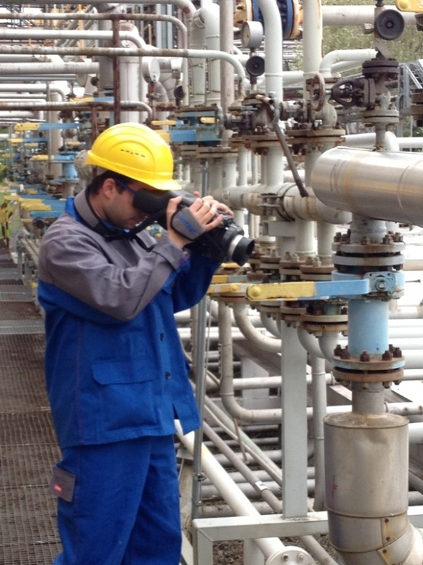 Optical Gas Imaging