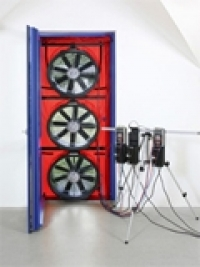 Blower Door MULTIPLE FAN